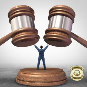 2 Cursos  Juiz de Justiça
