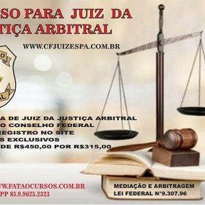 JUSTIÇA DE PAZ – CURSO PARA JUIZ DA JUSTIÇA DE PAZ