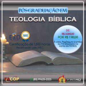 Pós-graduação em Teologia Bíblica
