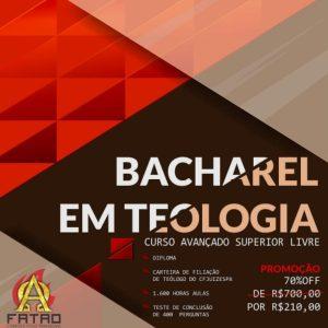 BACHAREL TEOLOGIA